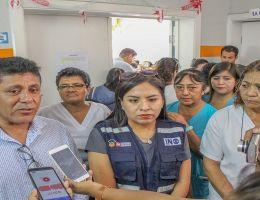 INO y HRJT culminan con éxitos 71 operaciones por catarata a adultos mayores