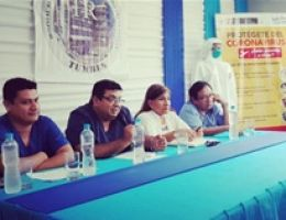 HOSPITAL REGIONAL PREVIENE ANTE POSIBLES CASOS DE CORONAVIRUS EN EL PAIS