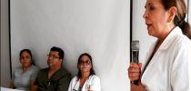 """HRT II 2 """"JAMO"""" REALIZÓ CEREMONIA DE BIENVENIDA A LOS 08 INTERNOS DE TECNOLOGÍA MÉDICA EN LABORATORIO CLÍNICO Y 08 INTERNOS DE MEDICINA HUMANA."""