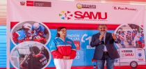 Inicia su operatividad el SAMU para atenciones de urgencia en la región Tumbes