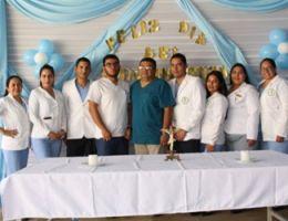 El HRJT celebra el Día del Fisioterapeuta Peruano