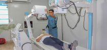 Capacitan al personal que estará a cargo del manejo de un moderno equipo portátil en rayos X del HRJT