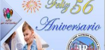 El HRJT celebra sus LVI Aniversario de vida institucional.