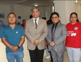 HRJT realizó exitosa campaña de donación voluntaria de sangre