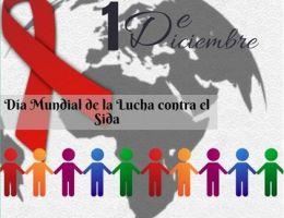 01 de diciembre de 2019, el Día Mundial del Sida