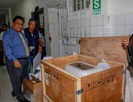 HOSPITAL REGIONAL CUENTA CON NUEVOS EQUIPOS