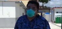"""REFUERZAN LOS SERVICIOS DE LA PLATAFORMA COVID DEL HOSPITAL REGIONAL II-2 """"JAMO"""""""