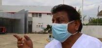 DIRECTOR DEL HRT VISITA EX HOSPITAL REGIONAL PARA ULTIMAR DETALLES DE TRASLADO DE PACIENTES COVID