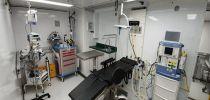 Se inició el despliegue de modernos equipos biomédicos