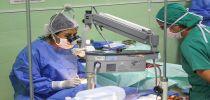 85 adultos mayores son operados de catarata totalmente gratis en el HRJT